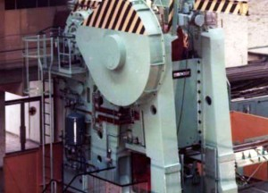 Cold shear for sections