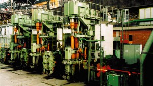 Rolling Mill for High-Grade Steels